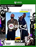 EA SPORTS UFC 4(輸入版:北米)- XboxOne