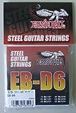 ERNIE BALL EB-D6 スチールギター用弦