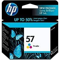 HP 57 Tri-color Original Ink Cartridge (C6657AN)