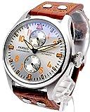 パーニス 腕時計 自動巻巻き パワーリザーブ PN-080S4ALP 並行輸入品