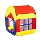 キッズテント 子供テント ゲームハウス 知育 玩具 室内 室外