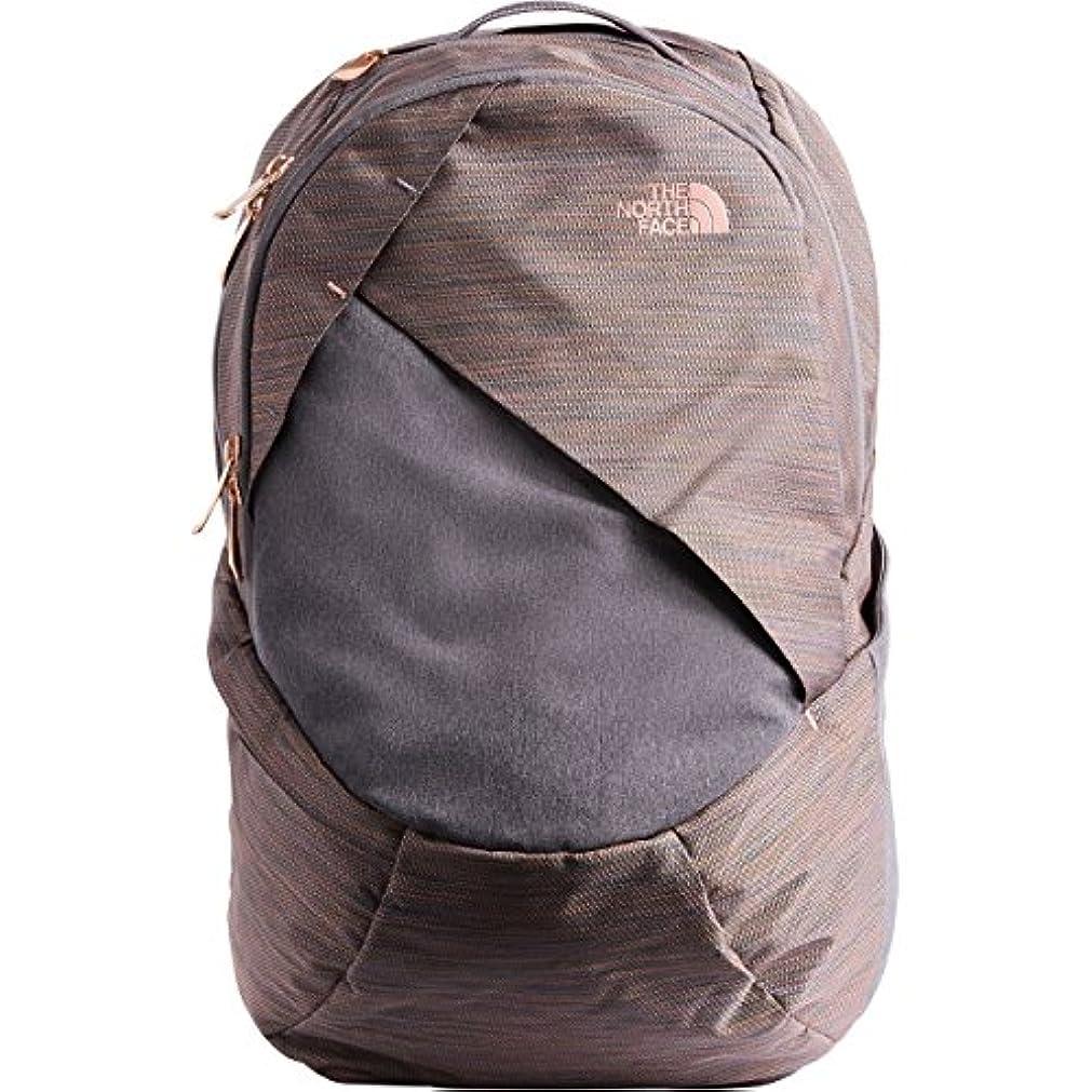 リード長々と対応する(ザ?ノース?フェイス) The North Face Isabella 21L Backpack - Women'sレディース バックパック リュック Rabbit Grey Copper Melange [並行輸入品]