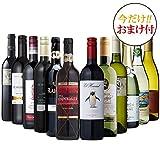 お手頃 赤 白 泡 12本セット 金賞受賞ワイン入り ワインセット 750ml 辛口 甘口