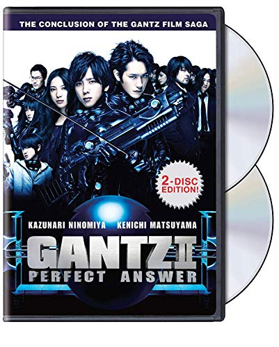 GANTZ PERFECT ANSWER [DVD]