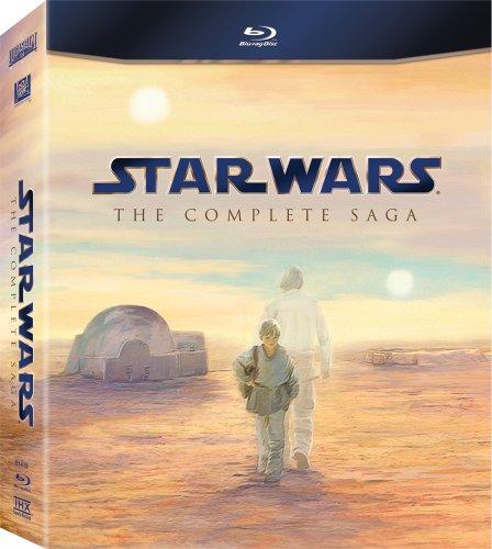 スター・ウォーズ コンプリート・サーガ ブルーレイBOX (初回生産限定) [Blu-ray]