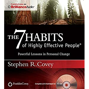 The 7 Habits of Highly Effective People: Library Edition (Signature)