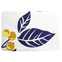 メリーナイト 綿100% 枕カバー 「カラント」 43×63cm イエロー MN61051-35