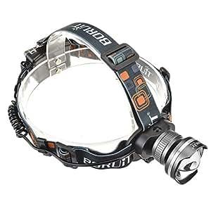 BORUIT LEDヘッドランプ (グレー)