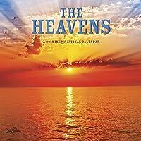 2018 Wall Calendar - Sky Scapes - The Heavens [並行輸入品]