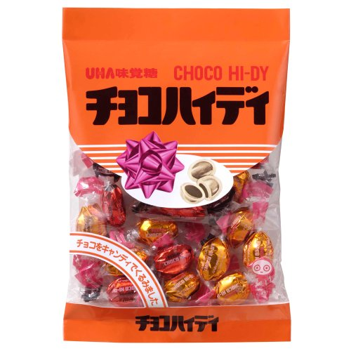 味覚糖 チョコハイディ 108G×10袋