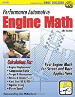 Performance Automotive Engine Math (Sa Design-Pro)