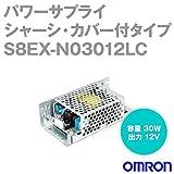 オムロン(OMRON) S8EX-N03012LC パワーサプライ(シャーシ・カバー付タイプ 30W)(AC100-240Vフリー入力/12V2.5A出力) NN