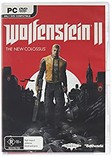 Wolfenstein II The New Colossus (B0773SGZL5) | Amazon Products