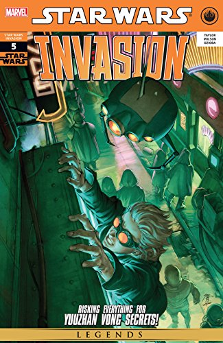 Download Star Wars: Invasion (2009) #5 (English Edition) B014K37EOM