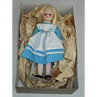 1978 Effanbee 28cm Alice in Wonderland Doll w/ stand