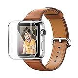 Apple Watch 保護ケース 超軽量 38mm Benuo Apple Watch Series 3/Series 2 フルカバー PC 脱着簡単 iWatch 3/2 全面液晶保護ケース 透明 アップルウォッチ シリーズ 3/シリーズ 2 カバー (38mm)