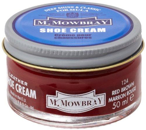 M.MOWBRAY シュークリームジャー 20251 レッドブラウン