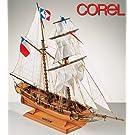 1122 木製帆船模型 コーレル SM52 ラ・トルネーズ