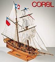 木製帆船模型 コーレル SM52 ラ・トルネーズ