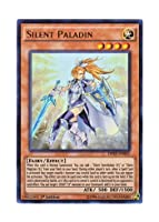 遊戯王 英語版 DPRP-EN003 Silent Paladin 沈黙の魔導剣士-サイレント・パラディン (ウルトラレア) 1st Edition