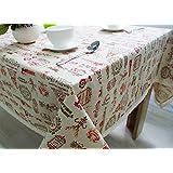 Somnus258 クリスマス 飾り テーブルクロス 北欧 おしゃれ 布 100x140cm