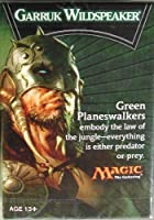 Magic the Gathering Limited Edition 30-card Planeswalker Deck 2012: Garruk Wilkdspeaker (Green)