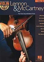 Lennon & McCartney (Violin Play-along)