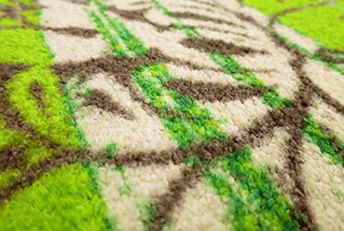 クリーンテックス ジャパン wash+dry薄型で丈夫な洗える玄関マット Elisa taupe 75×120cm 1枚