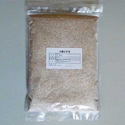 江別製粉 小麦ふすま 500g (チャック付き袋) -
