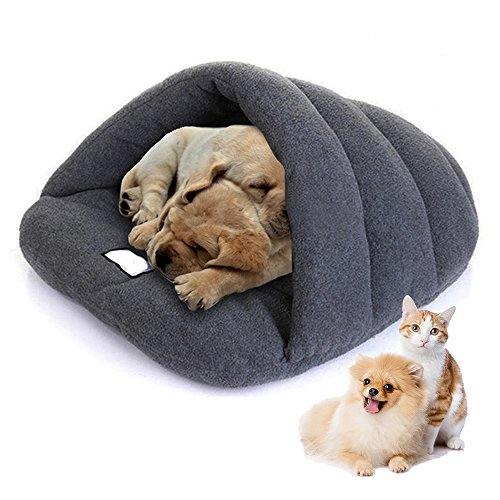 bennyue ペット用寝袋 ペット用ベッド  犬猫用ベッド...