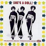 SHE'S A DOLL! WARNER BROS.' FEMININE SIDE(IMPORT) 画像
