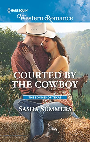 Download Courted by the Cowboy (The Boones of Texas) 0373757239
