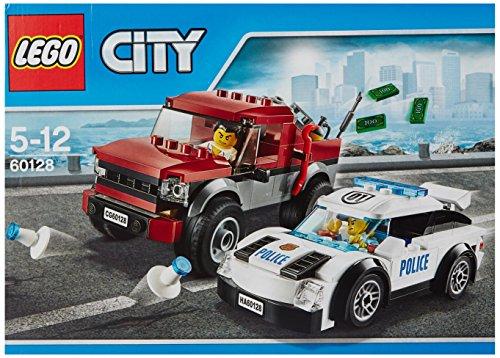 レゴ (LEGO) シティ ポリスカーのドロボウ追跡 60128