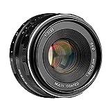 Meike 交換レンズ MK 35mm F1.7 Nikon 1マウント用 19540004 【国内正規品】
