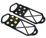 キャプテンスタッグ(CAPTAIN STAG) キャンプ 登山 靴用滑り止め 滑らんぞー スリム LサイズM-6151
