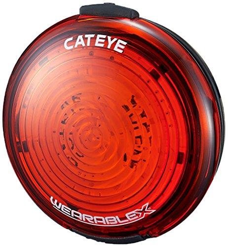 キャットアイ(CAT EYE) セーフティーライト SL-WA100 WEARABLE X CLIP-ON LIGHT 充電式 544-2601