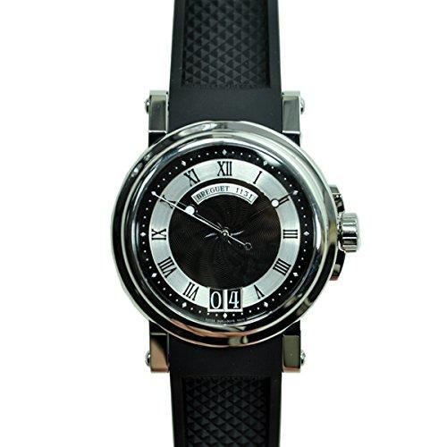 [ブレゲ]BREGUET 腕時計 5817ST/92/5V8 ブラック【並行輸入品】