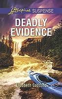 Deadly Evidence (Love Inspired Suspense: Mount Shasta Secrets)