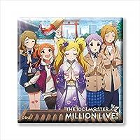 【M@STER SPARKLE 05】 アイドルマスター ミリオンライブ! トレーディングCDジャケット缶バッジ