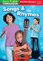 JET Songs & Rhymes with CD (Junior English Timesavers S.)