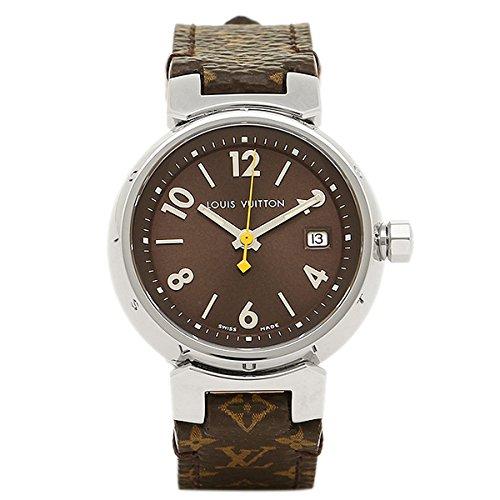 (ルイヴィトン) LOUIS VUITTON ルイヴィトン 時計 LOUIS VUITTON Q1211A タンブール PM レディース腕時計ウォッチ ブラウン [並行輸入品]