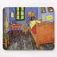 Zazzle Vincent's Arles ヴィンセント・ヴァン・ゴッホ ベッドルーム マウスパッド