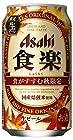 (訳あり)賞味期限:2019/04/30 アサヒ 食楽 350ml×24本が激安特価!