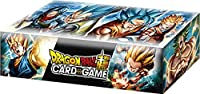 Dragon Ball Z Super Draft 01 Booster Box: 24 packs + 4 leader cards! (Galactic Battle & Union Force Series 2)