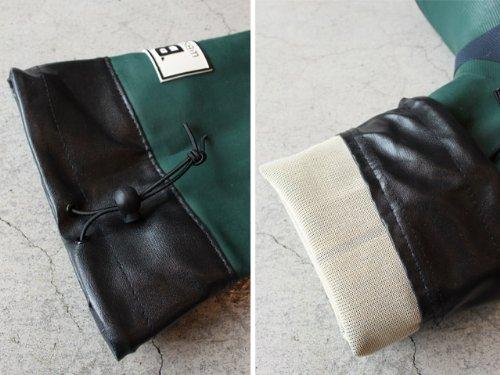 [日本野鳥の会] Wild Bird Society of Japan バードウォッチング長靴 M(25.0cm) グリーン