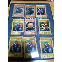 遊戯王 初期ノーマル貴重カード 高騰カード クリボー・ドリアード・カードを狩る死神2枚・ゲールドグラ・モリンフェン3枚 などセット