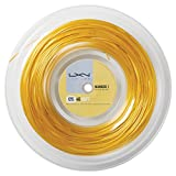 LUXILON(ルキシロン) テニス ストリングス 4G SOFT 125 REEL WRZ990143