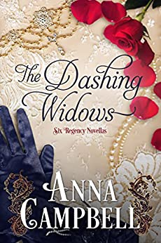 The Dashing Widows: Six Regency Novellas by [Campbell, Anna]