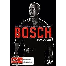 BOSCH: SEASON 1 - 3 DISC - DVD