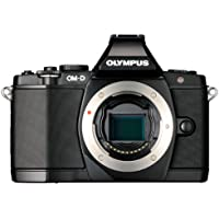 Olympus OM-D EM-5 - Digital camera - mirrorless - 16.1 MP - 1080p - body only